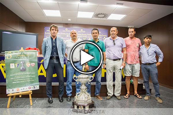 trofeo carranza veteranos video
