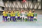 FOTOGALERÍA: Cádiz CF Virgili - Real Betis Futsal (Amistoso)