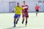FOTOGALERÍA: Balón de Cádiz CF - San Fernando CD Isleño B (3-0)