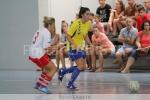 FOTOGALERÍA: Cádiz CF Virgili Femenino - Brújula FS (Amistoso)