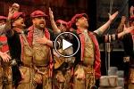 VÍDEO | El emocionante pasodoble a la religión del cadismo cantado en el Falla
