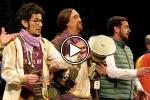 VÍDEO | El emotivo pasodoble de la chirigota del Cascana a 'Baguetina'