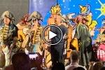 VÍDEO | Álvaro Cervera se arranca a cantar carnavales